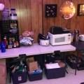 Temporary Kitchen Setup during Kitchen Renovation