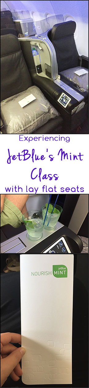 JetBlue Mint Class | Flying First Class | Points and Miles Hacking