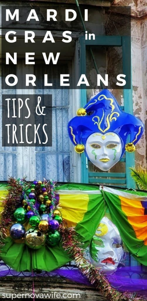 Mardi Gras in New Orleans | Famous Parades | Bucket List