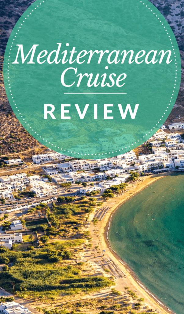 Mediterranean Cruise Review | Barcelona | Portofino | Rome