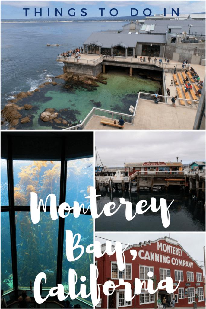 Monterey Bay California | Northern California Road Trip | Pacific Coast Highway
