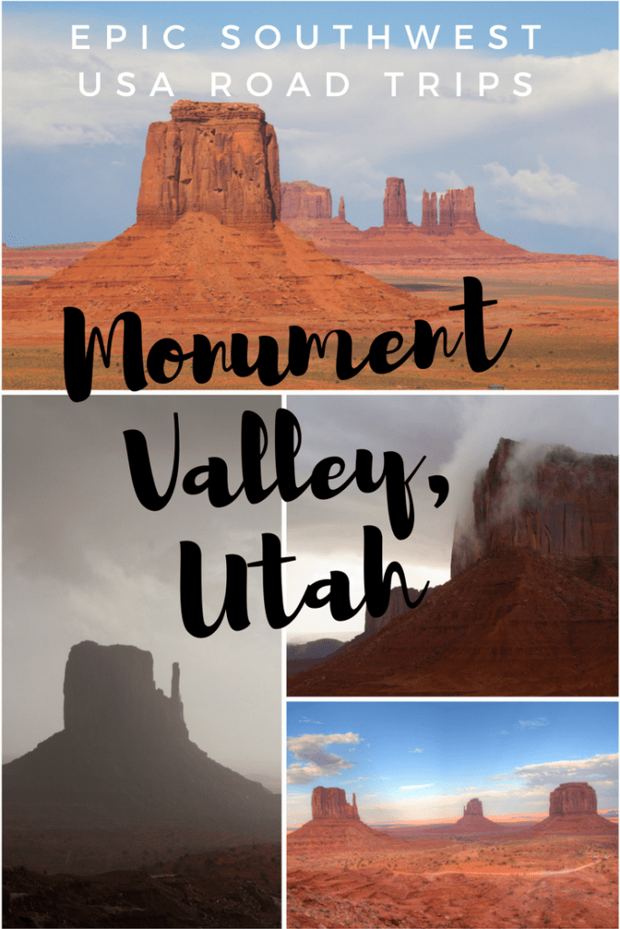 Monument Valley Utah | Southwest USA Road Trip