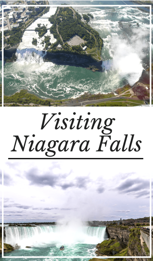 Niagara Falls Ontario Things to Do