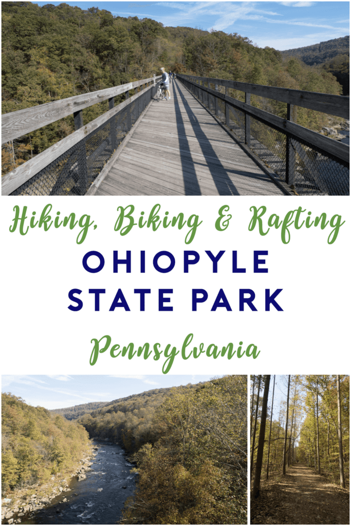 Ohiopyle State Park | Pennsylvania Hiking | Laurel Highlands | Waterfalls and Rapids