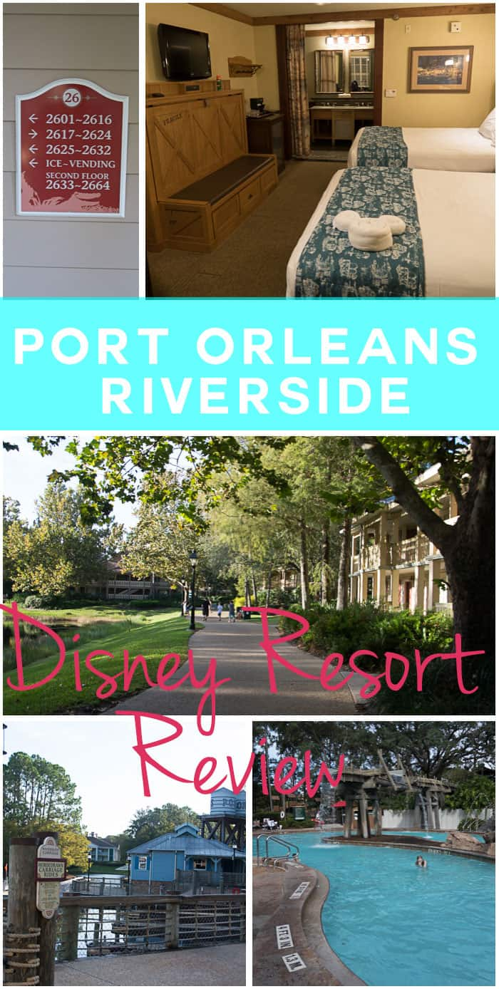 Port Orleans Riverside Review | Walt Disney World Moderate Resorts