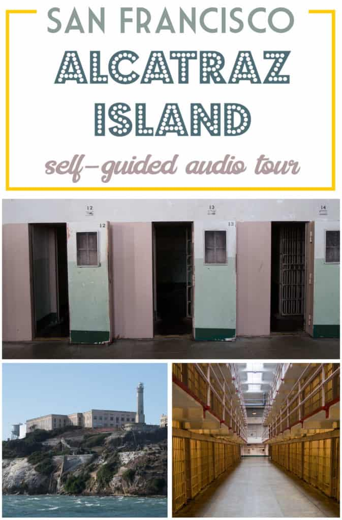 San Francisco Travel Ideas Alcatraz Island Prison Tour | Audio Tour