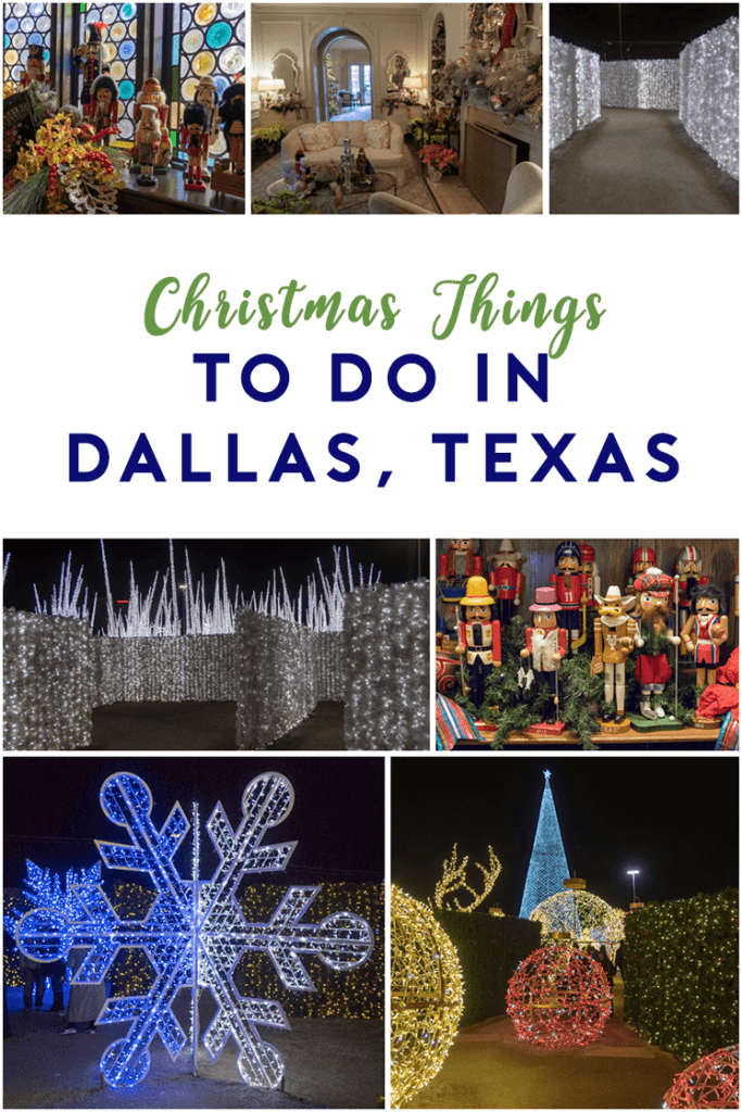 Things to Do in Dallas for Christmas