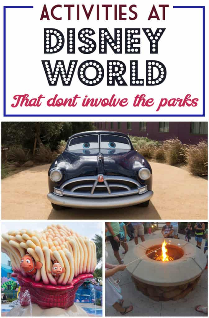 Disney Travel Tips | Walt Disney World on Non Park Days