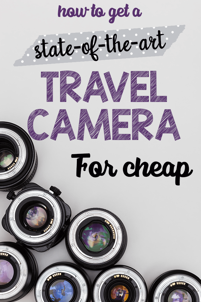 How I get cheap travel photography gear, including SLR lenses and full frame cameras when I go on vacation by renting camera equipment