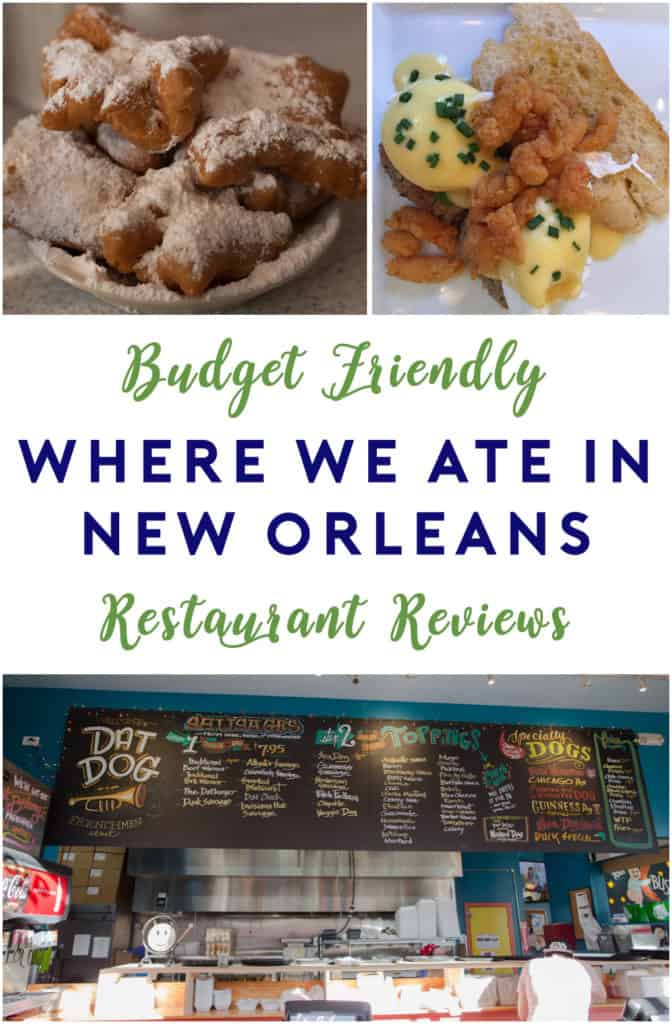 New Orleans Restaurants | Where to eat during Mardi Gras | New Orleans Budget