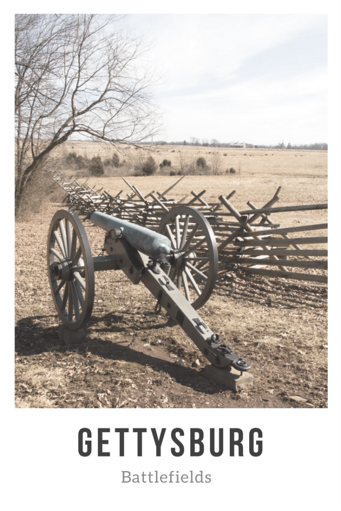 Visiting Gettysburg Battlefield | Civil War Battlefields | Pennsylvania travel